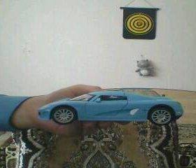 Машина Koenigsegg CCX