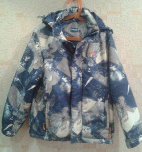 Куртка детская на маьчика