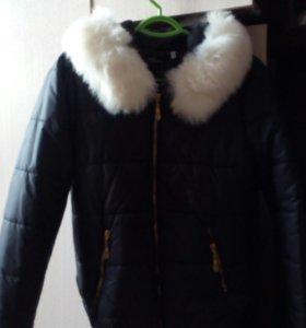 Куртка на весну 44-46р.