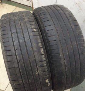 Резина 2шт. Bridgestone 225/55R18