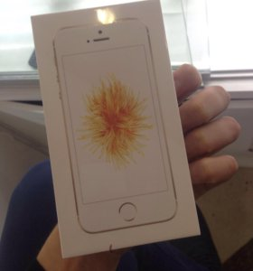 iPhone SE 16Gb оригинал