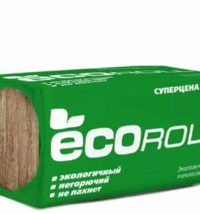 Утеплитель кнауф экоролл