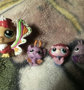 Зверушки Littlest Pet Shop