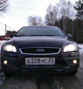 Форд Фокус 2006 года 1.6 Автомат