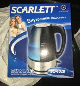 электрочайник Scarlet SC-1020
