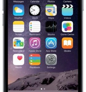 Iphone 6 16gb space gray (touch ID) REF