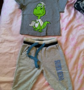 Штанишки и футболка