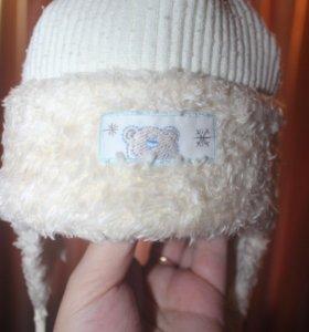 шапка на малыша
