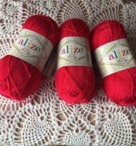 Пряжа Alize Diva Baby (детская, для ручного вязан)