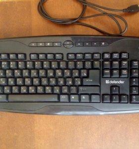 Клавиатура Defender(USB)