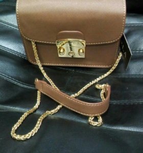 Furla сумка на цепочке