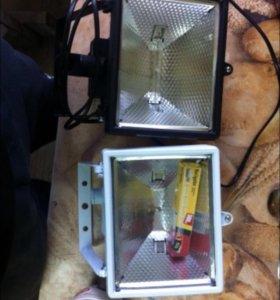 Прожектор галогенный 500вт