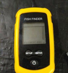 Эхолот fish finder