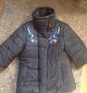 Демисезонная куртка CANEL(новая)