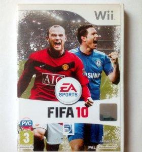 FIFA 10 для Nintendo Wii
