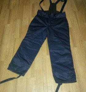 Зимние штаны-роба