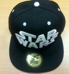 Кепка бейсболка Star Wars новая