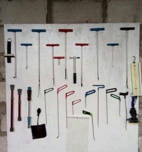 Оборудование для удоления вмятен без покраски