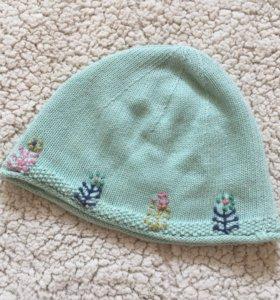 Хлопковая шапка