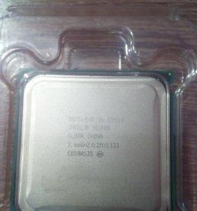 Поцессор xeon e5430