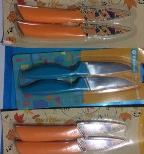 Ножи кухонные новые! Набор 2шт!