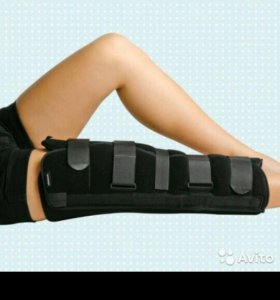 Тутор (ортез) на коленный сустав Orlett KS-60 р. L