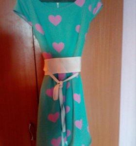 Платье за три киндера