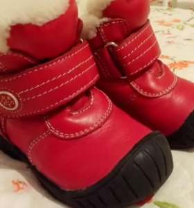 Ботиночки в идеальном состоянии