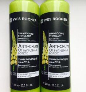 Шампунь Yves Rocher от выпадения волос