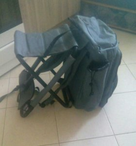Рюкзак стул для рыбалки Salmo