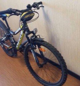 Велосипед подростковый(6-12 лет)