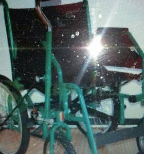 Инвлидная кресло коляска 514АС 46 НОВАЯ