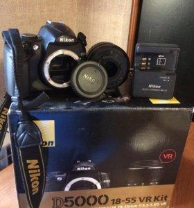 Полупрофессиональный фотоаппарат в идеал состоянии