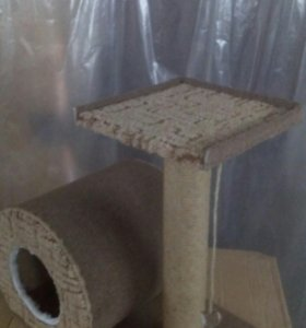 Домик для кошки кота