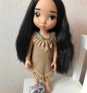 Кукла Покахонтас Disney Animators Collection