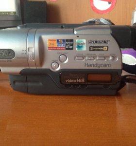 Камера SONY CCD-TR648E VIDEO HI8