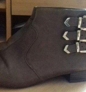 Весене-осенние ботиночки