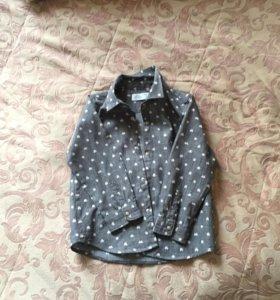 Рубашка для мальчика 1.5-2 года