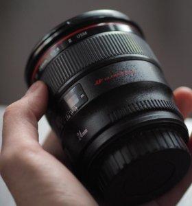 Объектив Canon 24mm 1.4L II USM