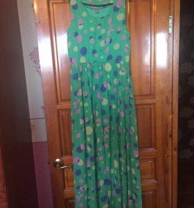 Новое летнее платье сарафан