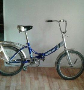 Продам велосипед б/у торг.