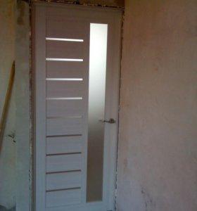Двери меж комнатные,входные