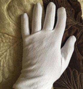 Косметические перчатки. Новые