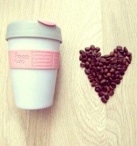 Кружка для кофе keep cup