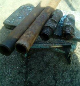 Буровые трубы шести метровые