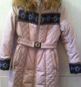 Курточка на девочку 10 12 лет