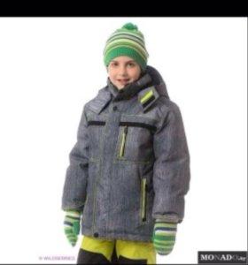 Куртка Kerry зима для мальчика
