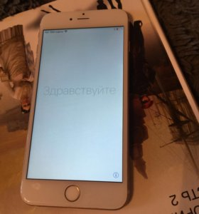 iPhone 6 Plus, 128 gb