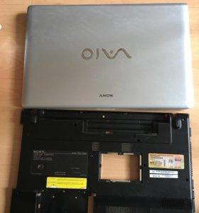 Ноутбук Sony vaio pcg 71211v в разборе