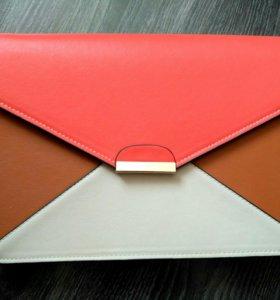 Новая сумка-клатч O'stin